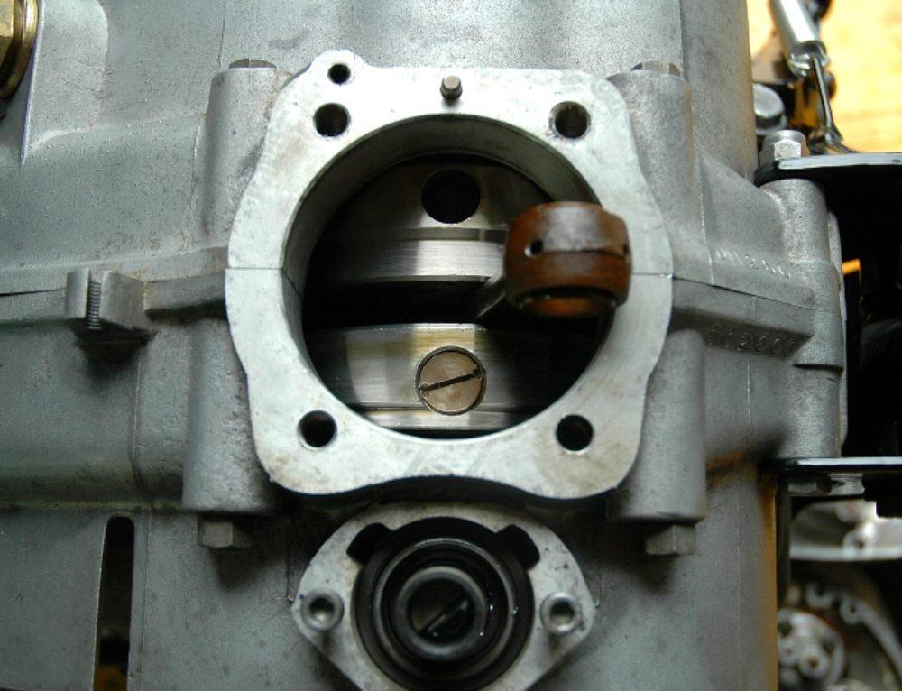 Pulizia filtro centrifugo