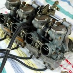 Honda CB500 Four carburetor