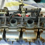 revisione carburatori honda cb500 four -13