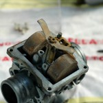 revisione carburatori honda cb500 four -1
