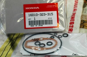 revisione carburatori honda cb500 four -12