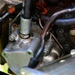 honda cb500 four oil pump