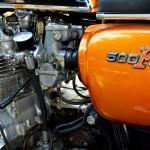 honda cb500 four oil pressure gauge