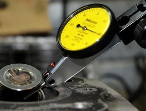 Controllo gioco guidavalvole Honda CB500 Four