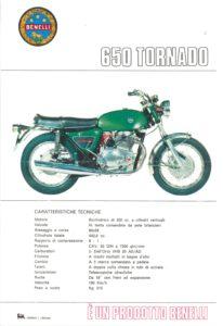 Benelli 650 Tornado