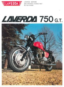 Laverda 750 GT