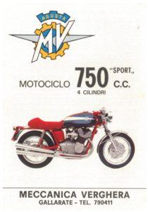 MV Augusta 750